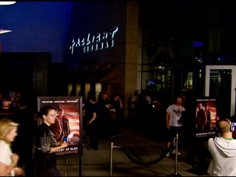 ATMOSPHERE at the 'In the Valley of Elah' Premiere at Arclight Cinemas in Hollywood California on September 13 2007