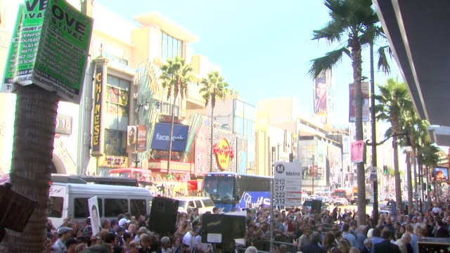 atmosphere at the jon cryer honored with star on the hollywood walk of fame at hollywood ca - jon cryer video video stock e b–roll