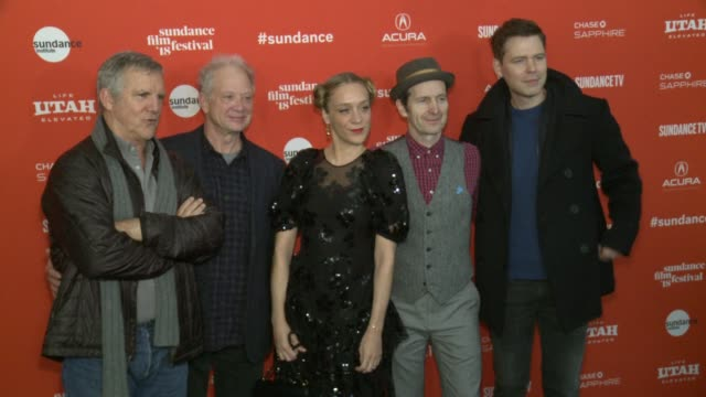 CHYRON at the 'Lizzie' World Premiere 2018 Sundance Film Festival at Library Center Theater on January 19 2018 in Park City Utah