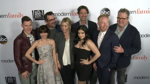 CLEAN at the 'Modern Family' FYC Event at Avalon on April 16 2018 in Hollywood California
