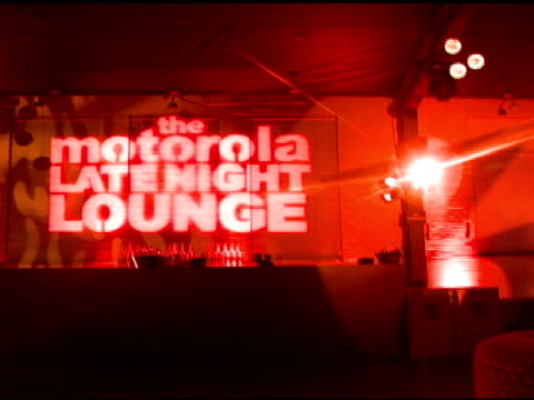 at the Motorola and Nintendo present the Motorola Late Night Lounge at Sundance 2008 at NULL in Park City Utah on January 19 2008