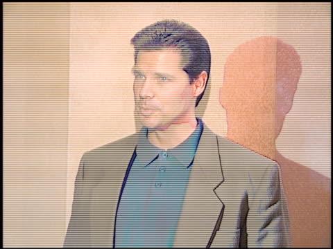 vídeos y material grabado en eventos de stock de natpe at the natpe on january 15 1997 - natpe