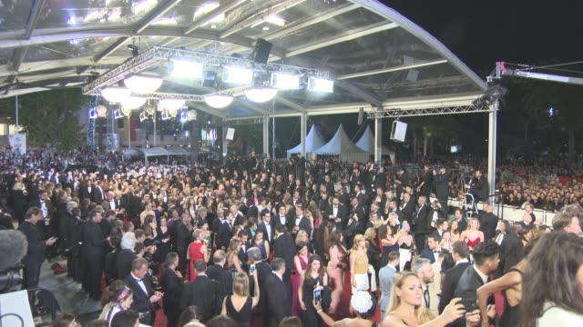 ATMOSPHERE at 'The Nice Guys' Red Carpet at Palais des Festivals on May 15 2016 in Cannes France