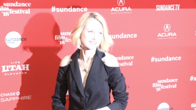 CHYRON at the 'Ophelia' Premiere 2018 Sundance Film Festival at Eccles Center Theatre on January 22 2018 in Park City Utah