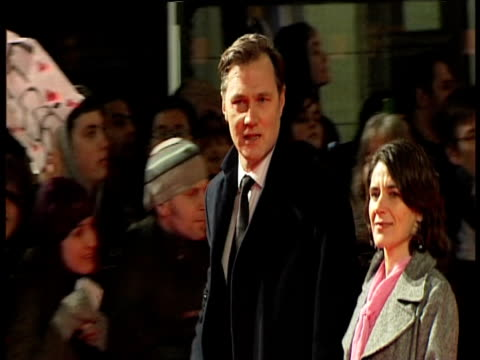 at the orange british academy film awards 2011 at london england. - ブランド名点の映像素材/bロール
