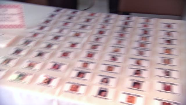 vídeos y material grabado en eventos de stock de atmosphere at the playboy's 2014 playmate of the year announcement reception on may 15 2014 in holmby hills california - revista playboy