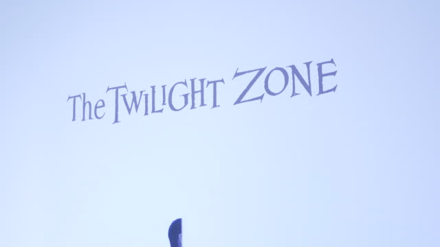 "at the premiere of ""the twilight zone' at the harmony gold preview house and theater on march 26, 2019 in hollywood, california. - harmony gold preview theatre stock videos & royalty-free footage"