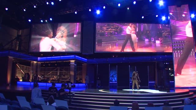 ATMOSPHERE at the Rehearsal For A Dance Segment At The 61st Primetime Emmy Awards at Los Angeles CA