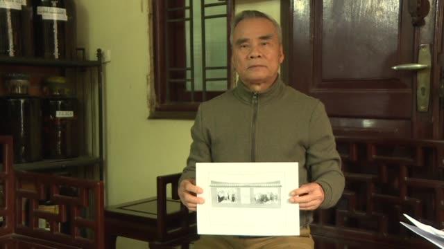 at the start of the vietnam war north korean leader kim il sung offered to help nguyen van ngu's village - g8:s toppmöte bildbanksvideor och videomaterial från bakom kulisserna