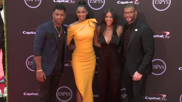 at the The 2018 ESPYS at Microsoft Theater on July 18 2018 in Los Angeles California