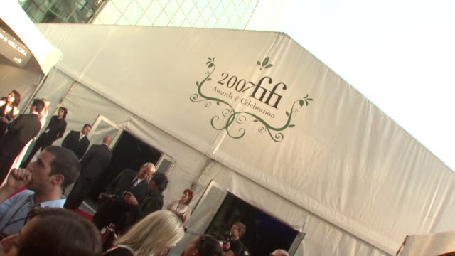 ATMOSPHERE at the The 35th Annual FIFI Awards Celebration Presented by The Fragrance Foundation at Winter Garden at the World Financial Center in New...