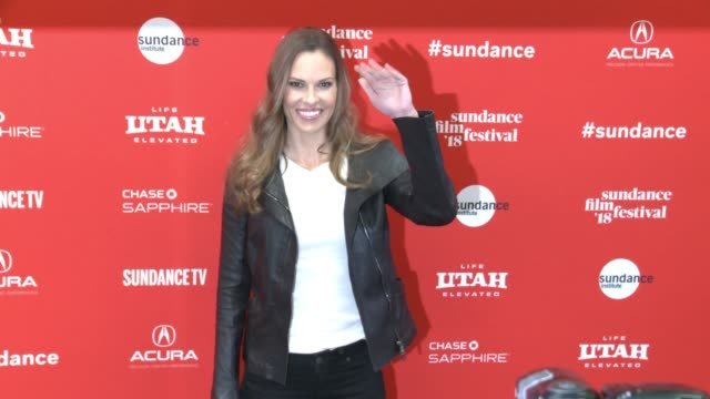 CLEAN at the 'What They Had' World Premiere 2018 Sundance Film Festival at Eccles Center Theatre on January 21 2018 in Park City Utah