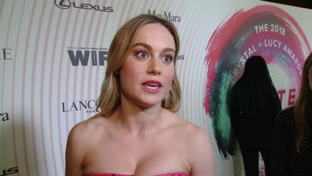 CHYRON at the Women in Film 2018 Crystal Lucy Awards Presented by Max Mara Lancome and Lexus at The Beverly Hilton Hotel on June 13 2018 in Beverly...
