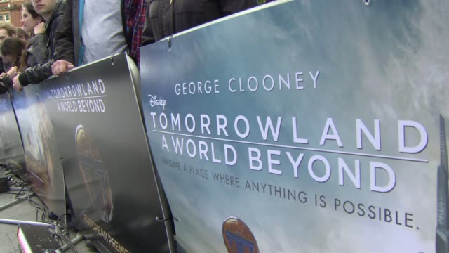 ATMOSPHERE at 'Tomorrowland' A World Beyond UK Premiere