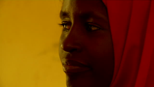 at un hospital sick child held by woman on july 30 2011 in dadaab kenya - hungry stock videos & royalty-free footage