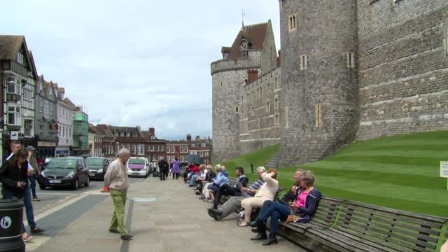 VIEWS at Windsor Castle on June 13 2016 in Windsor England