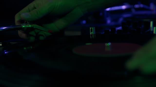 DJ de travail
