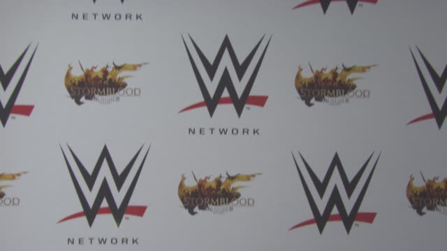 RAW Red Carpet Arrivals at The O2 Arena on May 08 2017 in London England