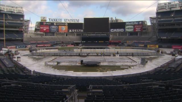 at Yankee Stadium on in New York City