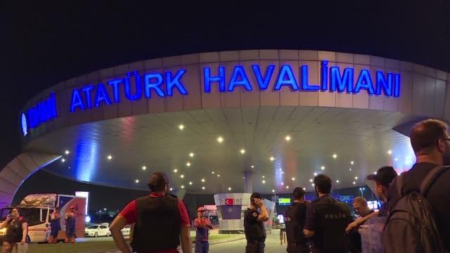 Atentado en el aeropuerto internacional de Estambul deja un saldo de 36 personas muertas y mas de 140 heridos