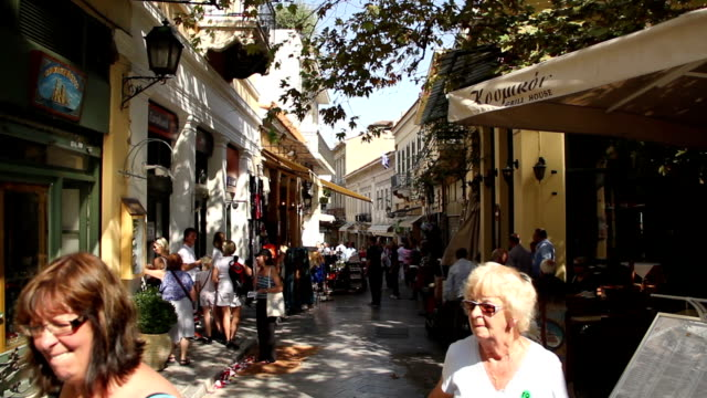 athens - athens greece stock videos & royalty-free footage