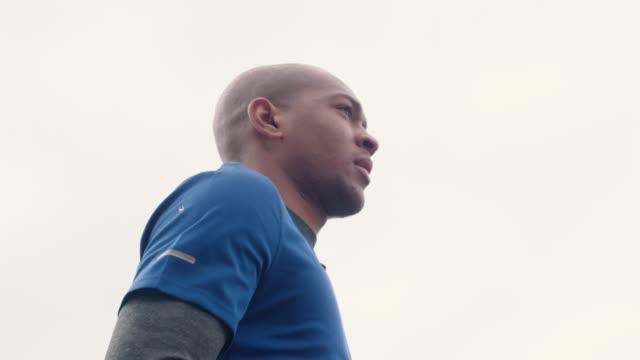 athletics - training - dedication stock videos & royalty-free footage