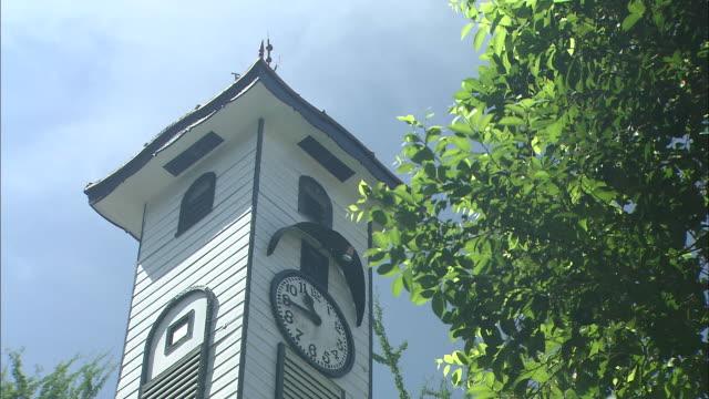 Atkinson Clock Tower In Malaysia