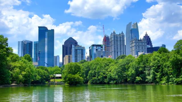 Atlanta, GA: Piedmont park