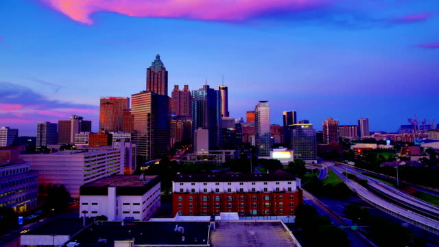 atlanta, ga - capital cities stock videos & royalty-free footage