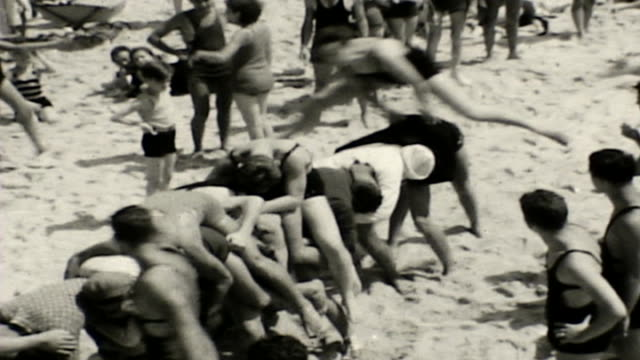 1929 atlantic city - leapfrog stock videos and b-roll footage