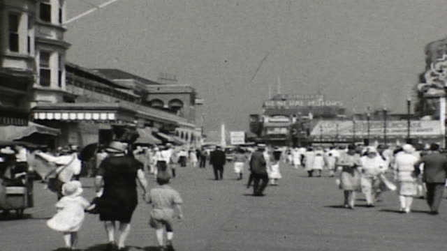 1929 atlantic city - 1920 1929 stock videos and b-roll footage