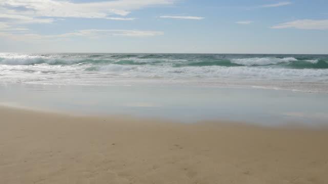 vídeos y material grabado en eventos de stock de océano atlántico y de la playa - lecho del mar
