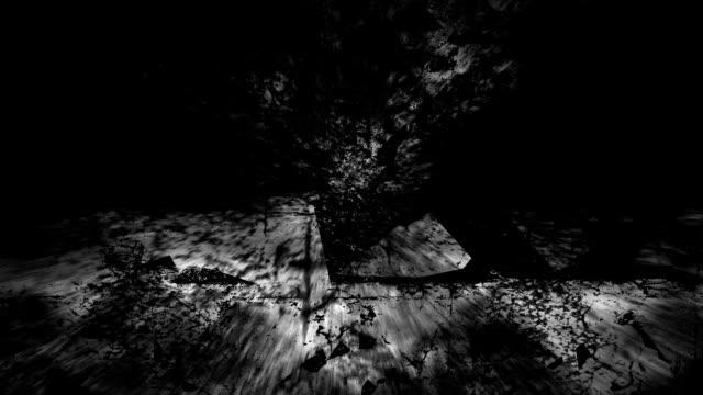UNTAMED VIEW : atlantis - ruins, dark (LOOP)