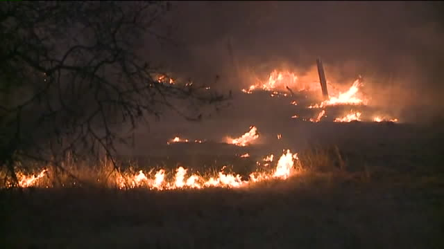 atlas fire in napa valley. - northern california stock videos & royalty-free footage