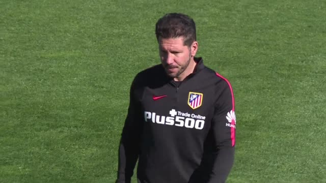 Atletico Madrid are preparing for a tough fight in Wednesdays Champions League semi final against Bayern Munich