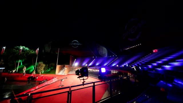 '1942' Premiere 7th Rome Film Festival at Auditorium Parco Della Musica on November 11 2012 in Rome Italy
