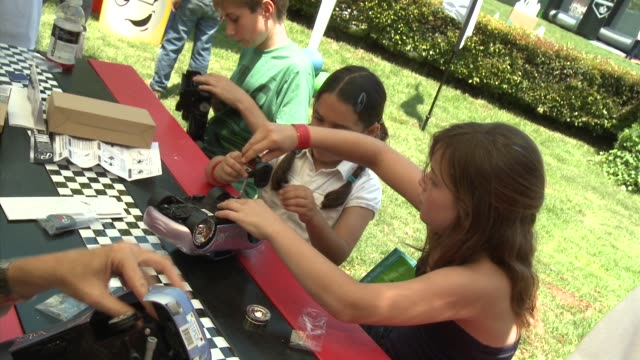 Atmosphere at 23rd Annual 'A Time For Heroes' Celebrity Picnic Benefiting The Elizabeth Glaser Pediatric AIDS Foundation on June 03 2012 in Los...
