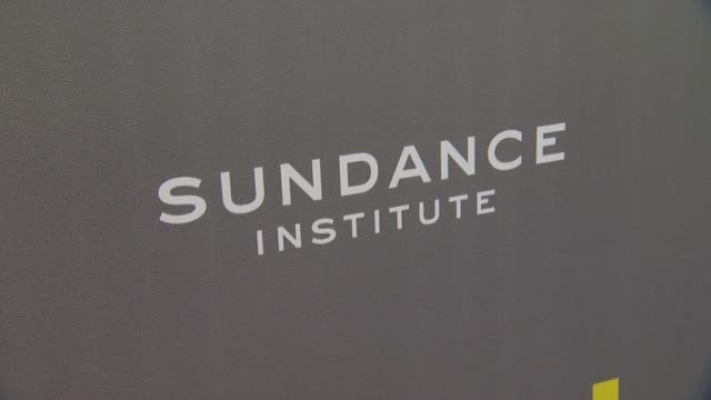 atmosphere at 3rd annual 'celebrate sundance institute' los angeles benefit honoring roger ebert ryan coogler on 6/6/13 in los angeles ca - ryan coogler stock videos and b-roll footage