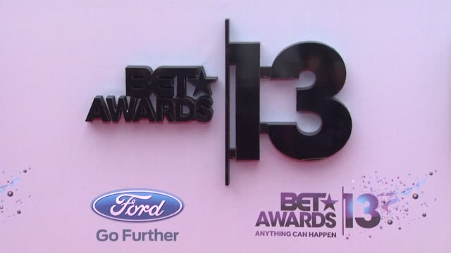 Atmosphere at BET 2013 Awards Arrivals on 6/30/13 in Los Angeles CA