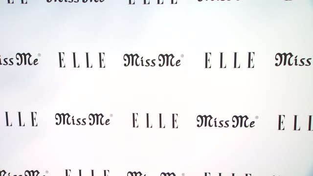 atmosphere at elle magazine and sarah hyland hosts songbirds' miss me album release party on 8/9/12 in los angeles ca - cd発売点の映像素材/bロール