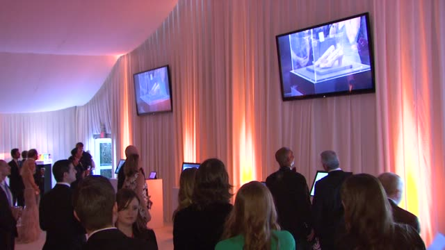 Atmosphere at Elton John AIDS Foundation Presents 21st Annual Academy Awards Viewing Party Sponsored By Chopard Neuro Drinks And Wells Fargo on...