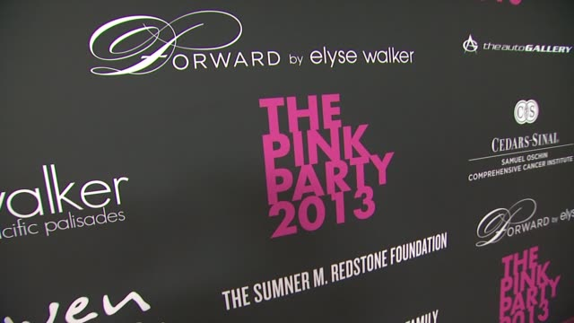 Atmosphere at Elyse Walker Presents The Pink Party¨ 2013 Hosted By Anne Hathaway To Benefit The Women's Cancer Program at CedarsSinai's Samuel Oschin...