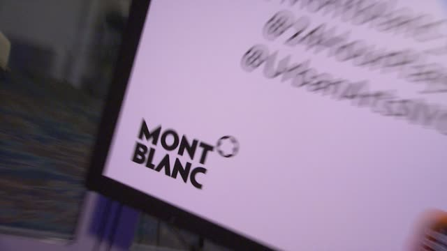 Atmosphere at Montblanc Presents The 3rd Annual 24 Hour Plays In Los Angeles on 6/22/13 in Los Angeles CA