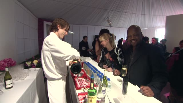 atmosphere at piaget at the 2012 film independent spirit awards on 2/25/12 in los angeles ca - independent feature project stock videos and b-roll footage