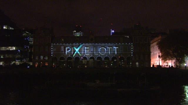 vidéos et rushes de atmosphere at pixie lott album launch party 'young foolish happy' at london england. - pixie lott
