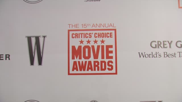 Atmosphere at the 15th Annual Critics' Choice Movie Awards AfterParty at Hollywood CA