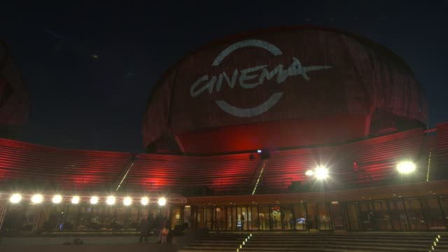 atmosphere at the 15th rome film festival on october 15, 2020 in rome, italy. - rome film festival stock videos & royalty-free footage