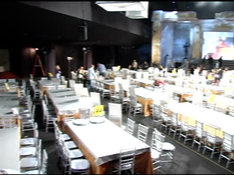 atmosphere at the 2005 screen actors guild sag awards rehearsals at the shrine auditorium in los angeles, california on february 4, 2005. - shrine auditorium stock videos & royalty-free footage