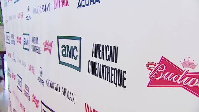 atmosphere at the 2006 annual american cinematheque awards honoring george clooney at the beverly hilton in beverly hills, california on october 13,... - american cinematheque stock-videos und b-roll-filmmaterial