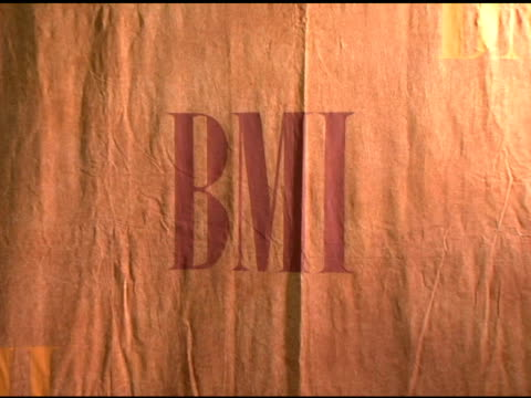 atmosphere at the 2006 bmi pop awards at the regent beverly wilshire hotel in beverly hills, california on may 16, 2006. - regent beverly wilshire hotel stock videos & royalty-free footage
